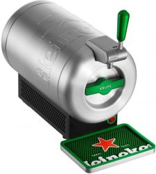 Krups The Sub im Heineken Design für 99€ [idealo 199€] @The-Sub.com
