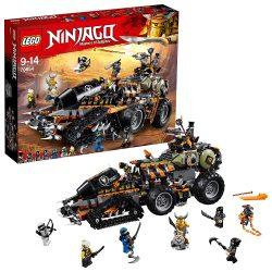 LEGO 70654 Drachen-Fänger für 46,99€ (Idealo 72€) nur für Amazon Prime Mitglieder