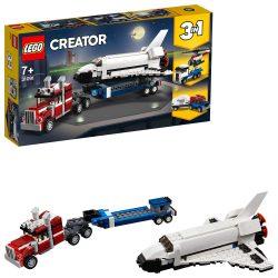 LEGO Creator 31091 – Transporter für Space Shuttle für 17,99€ statt 20,67€ mit Amazon Prime