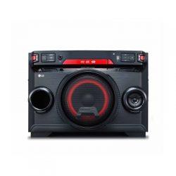 LG OK45, Schwarz – HiFi Anlage (220W, CD/Radio/USB, Auto DJ, Karaoke, Bluetooth, LG TV Sync) für 79€ statt 93,05€ @Digitalo