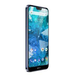 Nokia 7.1 Smartphone (15,38 cm (5,84 Zoll) Full HD Display, 32 GB interner Speicher, 3 GB RAM, Android 9, Dual Sim, inkl. Walther Schlüsselbundlampe) für 177,64€ statt 204€ @Amazon