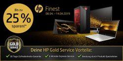Notebooksbilliger – HP Finest Aktion 20% Rabatt auf HP Zubehör und 25% Rabatt auf Notebooks