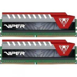Patriot Viper 4 Elite Rot 32GB Kit (2x16GB) DDR4-2400 CL15 DIMM Arbeitsspeicher für 133,98€ statt 168,69€