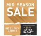 Puma: Bis zu 50% Rabatt im Mid Season Sale + 20% Extrarabatt mit Gutschein ohne MBW