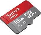 SANDISK Ultra Micro-SDHC Speicherkarte 16GB für 4 € (8,98 € Idealo) @Media-Markt