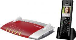 AVM FRITZ!Box 7490 + FRITZ!Fon C5 für 169 € (213,49 €Idealo) @Saturn