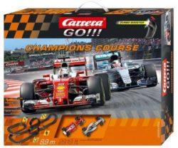 Carrera GO!!! Champions Course für nur 49€ inkl. Versand anstatt 70,99€ laut PVG @amazon