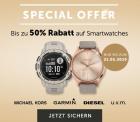 Christ: Bis zu 50% Rabatt auf ausgewählte Smartwatches z.B. die Armani Exchange Connected Smartwatch für nur 96 Euro statt 174,89 Euro bei Idealo