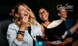 CineStar Kinokarte + Getränk (0,5 l) + Popcorn oder Nachos für 10€ @groupon