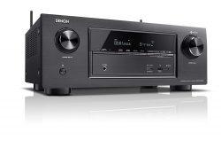 Denon AVRX2400H 7.2 Surround AV-Receiver (HEOS, Dolby Vision, Dolby Atmos, dtsX, WLAN, Bluetooth, u.v.m., 7x 150 W) für 349,32€ statt 379€ @Amazon