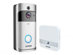 Denver VDB-110 WiFi Videotürklingel für 55,90 € (74,04 € Idealo) @iBOOD