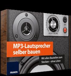 Franzis: MP3-Lautsprecher selber bauen für nur 19,95 Euro statt 26,49 Euro bei Idealo