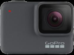 GOPRO HERO7 Silver Action Cam, WLAN, GPS, Silber für 199€ statt 234,06€ @Saturn oder MM