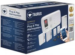 Norma: TAURUS 03 GSM/SMS Funk Alarmsystem mit Gutschein für nur 53,94 Euro statt 129,90 Euro bei Idealo