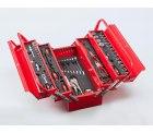 Real: ATROX AY0547 Werkzeugkasten 88-tlg bestückt für nur 39,97 Euro statt 65,79 Euro bei Idealo