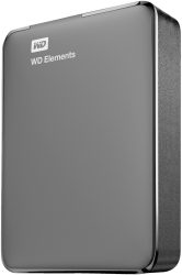Saturn: WD Elements externe 4 TB Festplatte für nur 88 Euro statt 99,99 Euro bei Idealo