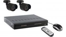 Voelkner: SVL-SETDVR30 Überwachungskamera-Set mit 2 Kameras und 500GB Festplattenrecorder für nur 79,99 Euro statt 109 Euro bei Idealo