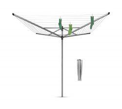 Wäschespinne Lift-O-Matic 60 M mit Metall-Bodenanker für 75,99€ [Idealo 85,99€] @Amazon