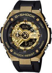 Watches2U: Casio Mens G-Shock Watch GST-400G-1A9ER für nur 118,95 Euro statt 218,95 Euro bei Idealo