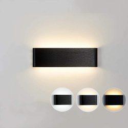 Wolketon Wandleuchten (14W – 36W) in versch. Farben für 20,99€ inkl. Versand anstatt 29,99€ dank Gutschein @amazon