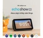2 x Amazon Echo Show 5 für 154,98€ inkl. Versand dank 25€ Direktabzug vorbestellen @amazon