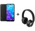 Aldi Talk: HUAWEI Y5 2019 5,71 Zoll Smartphone mit Android 9 + Medion E62113 Bluetooth Kopfhörer für nur 99,99 Euro statt 139,08 Euro bei Idealo