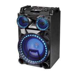 Amazon – MEDION X64030 Bluetooth  Party-Soundsystem für 119,99€ (179,90€ PVG)