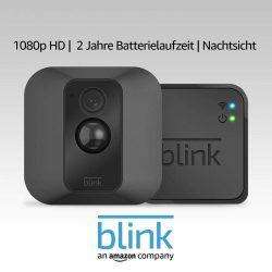 Blink XT System für Videoüberwachung, mit Bewegungserkennung für 59,99€ inkl. Versand anstatt 149,37€ laut PVG @amazon