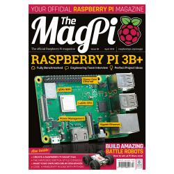 Chip: 14 Sonderhefte vom MagPi Raspberry Pi Magazin als PDF kostenlos downloaden