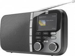 Digitalo: Dual DAB 4 C DAB+ Kofferradio für nur 29,99 Euro statt 39,94 Euro bei Idealo