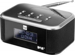 Digitalo: Dual DAB CR 28 DAB+ Radiowecker für nur 25,99 Euro statt 42,90 Euro bei Idealo