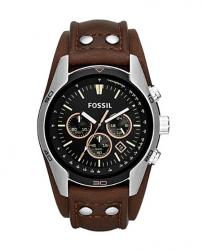 Fossil Coachman Herren Armbanduhr für 74,50€ statt 94,38€ @Amazon