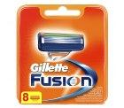 Gillette Fusion Ersatzklingen für Rasierer, für Herren, 8 Stück für 17,50€ statt 19,98€