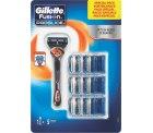 ibood: Gillette Fusion ProGlide mit Flexball-Technologie + 10 Klingen für nur 31,90 Euro statt 43,80 Euro bei Idealo
