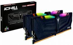 Inno3D DDR4 SDRAM 16GB (2x8GB) Arbeitsspeicher KIT mit LED Beleuchtung für 88,34 € (105,90 € Idealo) @Amazon