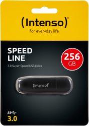 INTENSO Speed Line USB-Stick  256GB für 22 € (28,09 € Idealo) @Media-Markt