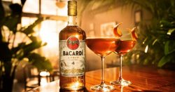 Kostenlos 50 ml Flasche Bacardi Cuatro mit Google Assistant (z.B. über Android Smartphone) & Alexa