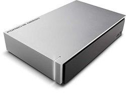 LaCie STEW4000400 Porsche Design Desktop Drive 4 TB Externe Performance und Design Festplatte für 90,49€ statt 101,85€ @Amazon