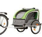 Mediamarkt: FISCHER 86388 Kinder-Fahrradanhänger Komfort für nur 129 Euro statt 169,99 Euro bei Idealo