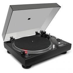 MEDION X64999 DJ Turntable Plattenspieler USB Stroboskopbeleuchtung Scratchen für 104,95€ statt 135,90€ @Medion