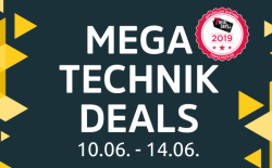 Mega Technik Deals @TechniSat z.B. TechniSat TechniSound MR2 Multiroom/W-LAN Lautsprecher für 99 € (159,99 € Idealo)