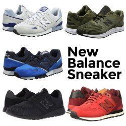 New Balance: Bis zu 50% Rabatt auf über 600 Sneaker + mit Gutscheinfehler noch 3 mal 15% Rabatt extra