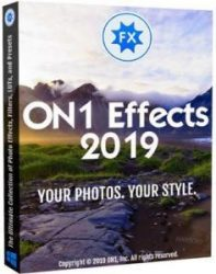 On1 Effects 2019 kostenlos ( Mac/Windows) anstatt 53€ @ON1