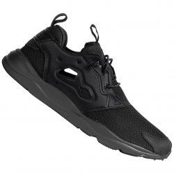 Sportspar: Reebok Furylite Triple Black Trainer Sneaker  für nur 33,94 Euro statt 47,26 Euro bei Idealo
