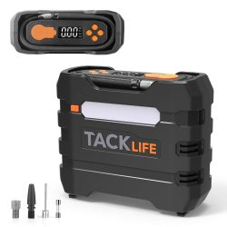 Tacklife ACP1B Auto & Co Luftkompressor für 19,70€ anstatt 37,49€ dank Gutscheincode @amazon