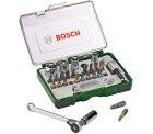 Amazon (Prime): Bosch 27tlg. Schrauberbit- und Ratschen-Set für nur 11,99 Euro statt 16,54 Euro bei Idealo
