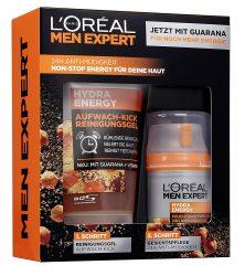 Amazon (Prime): LOréal Men Expert Hydra Energy Geschenkset für nur 6,31 Euro statt 14,99 Euro bei Idealo