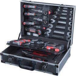 Amazon und Ebay: Connex COX566116 Werkzeugkoffer 116-teilig für nur 90,99 Euro statt 125,97 Euro bei Idealo