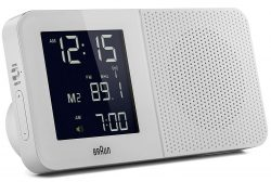 Braun BNC010WH-RC Digital-Funkwecker mit weltweiten Empfang für 35,24 € (61,68 € Idealo) @Amazon