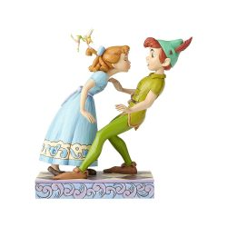 Disney Traditions An Unexpected Kiss – Peter Pan and Wendy Figur für 35,24€statt PVG Idealo 57,79€ bei Amazon